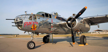 WW II B-25 Bomber