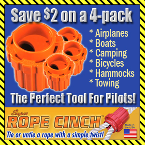Save $2 on a 4-pack of Super Rope Cinches - available 04/05/12